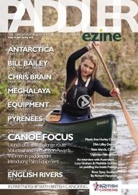 Paddler Magazine Cover