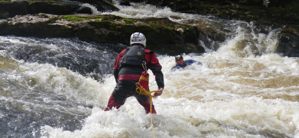 Advanced White Water Safety and Rescue Training