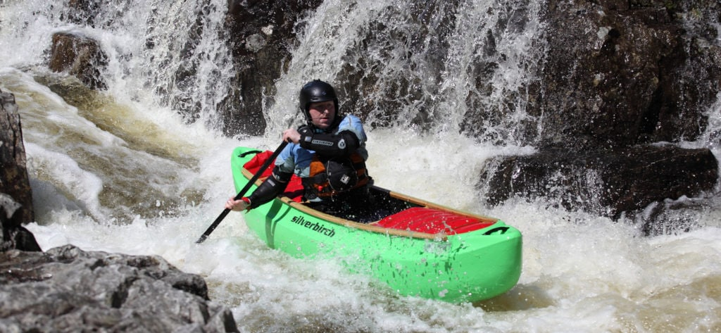 OC1 White Water Leader