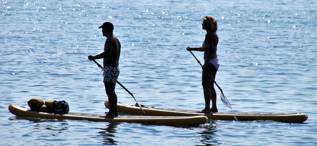SUP Inland Open Water